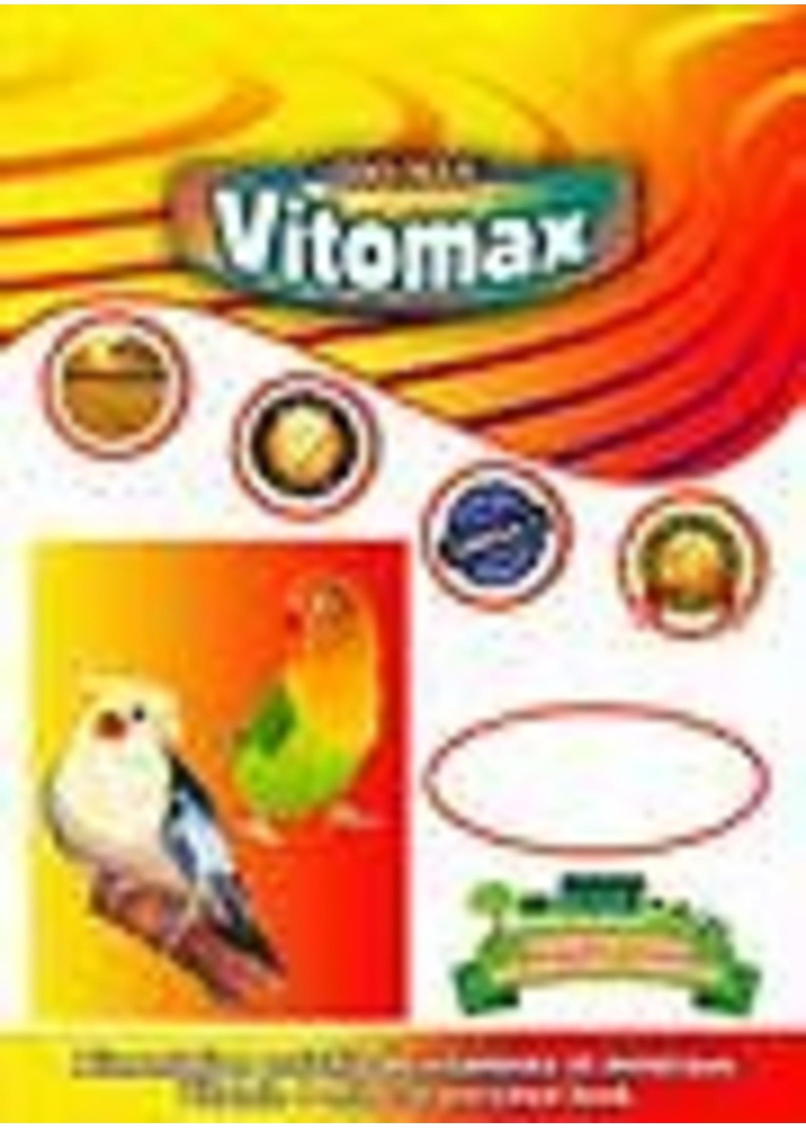 zoomax Zoomax, Vitomax oiseaux, cockatiel/inseparable, 2 lbs