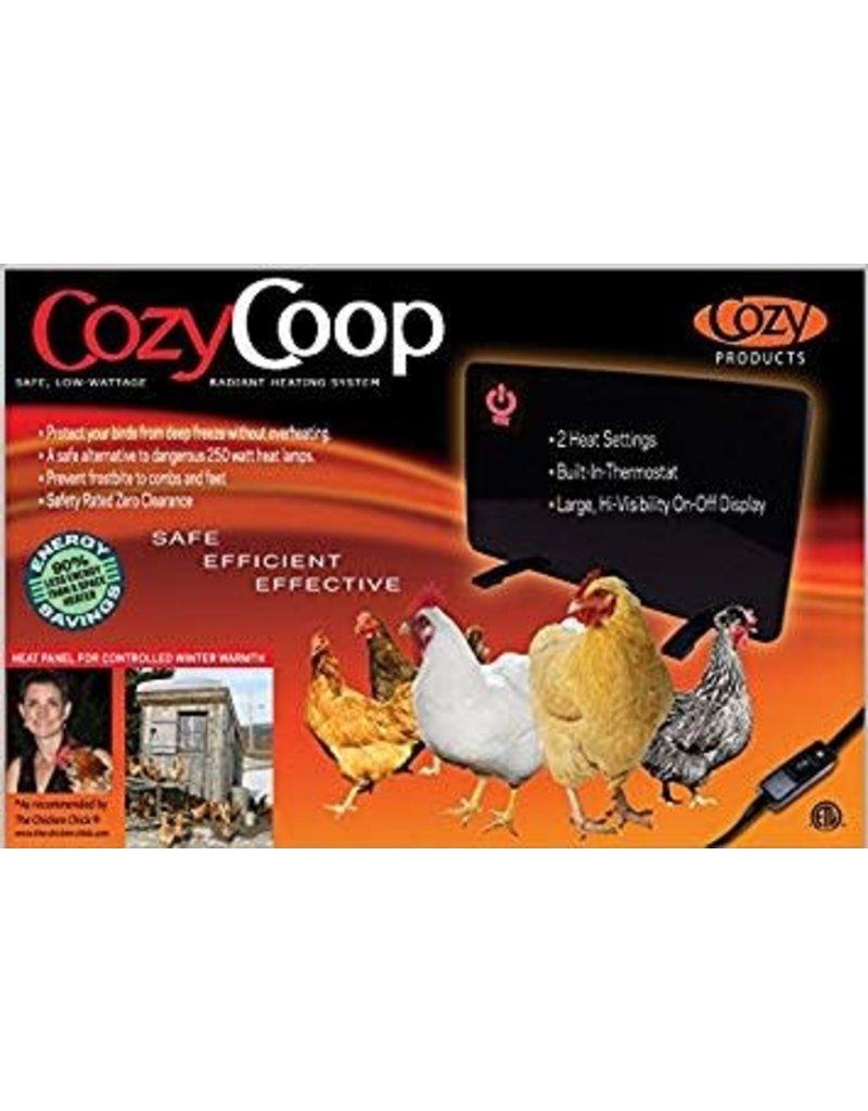 Cozy Coop Panneau chauffant pour volaille Cosy Coop