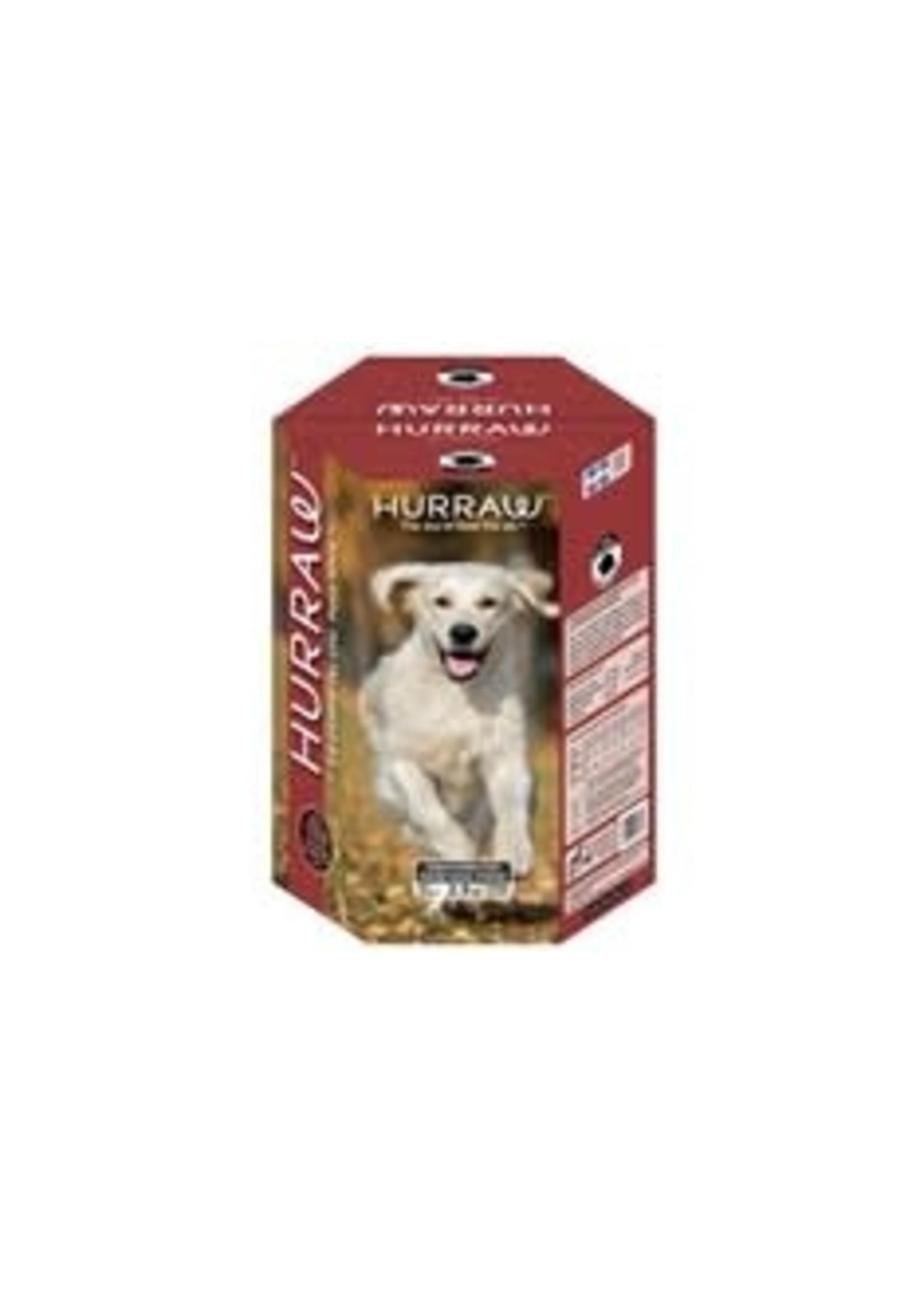 Hurraw Hurraw  chien Porc 5 kg