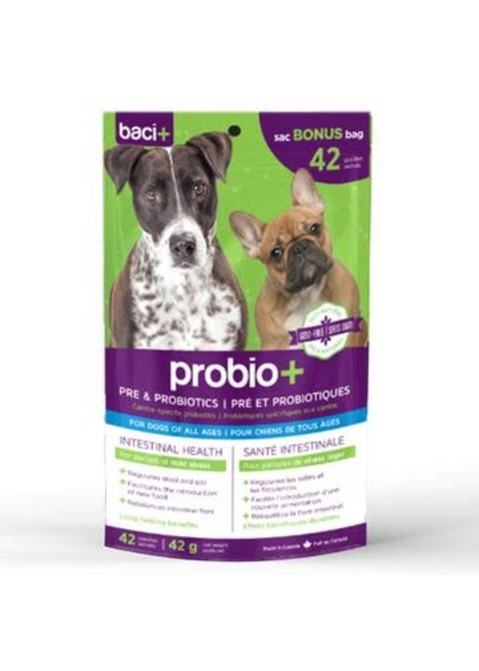 Baci + Probio + bonus chien 42 g