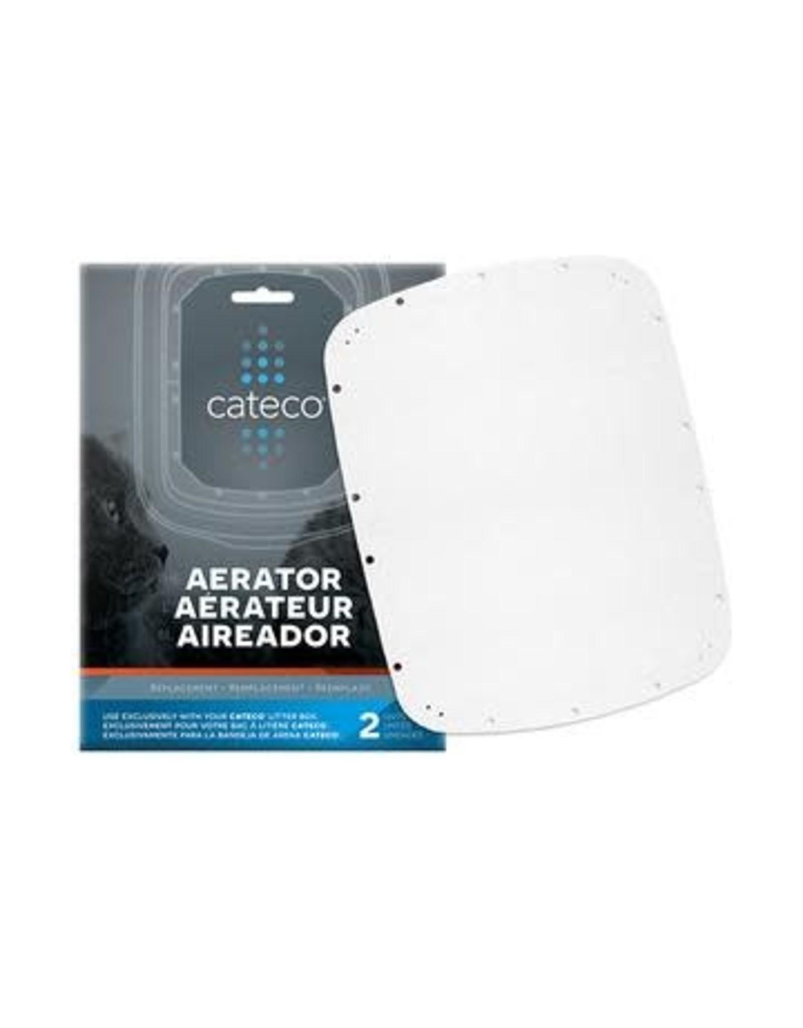 Cateco CAteco Aérateurs de remplacement 2/Pqt