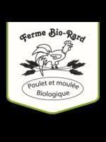 bio-rard Bio-Rard Poulet croiss/finition 18.5%, 25 kg/55lbs