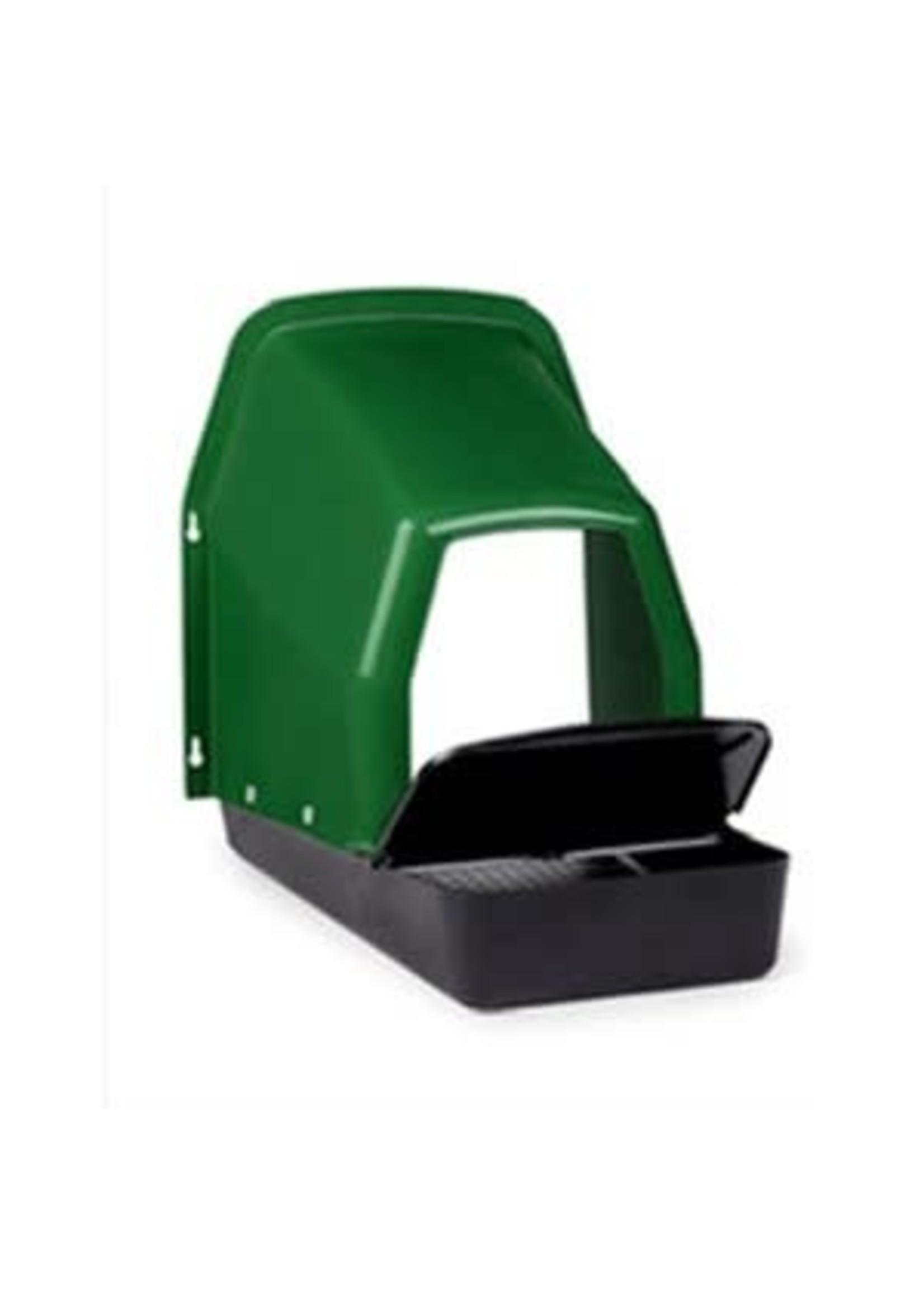 NId pondoir en plastique avec cuvette 370 X 442 X 495 mm