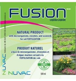 Nuvac Fusion 4 litres