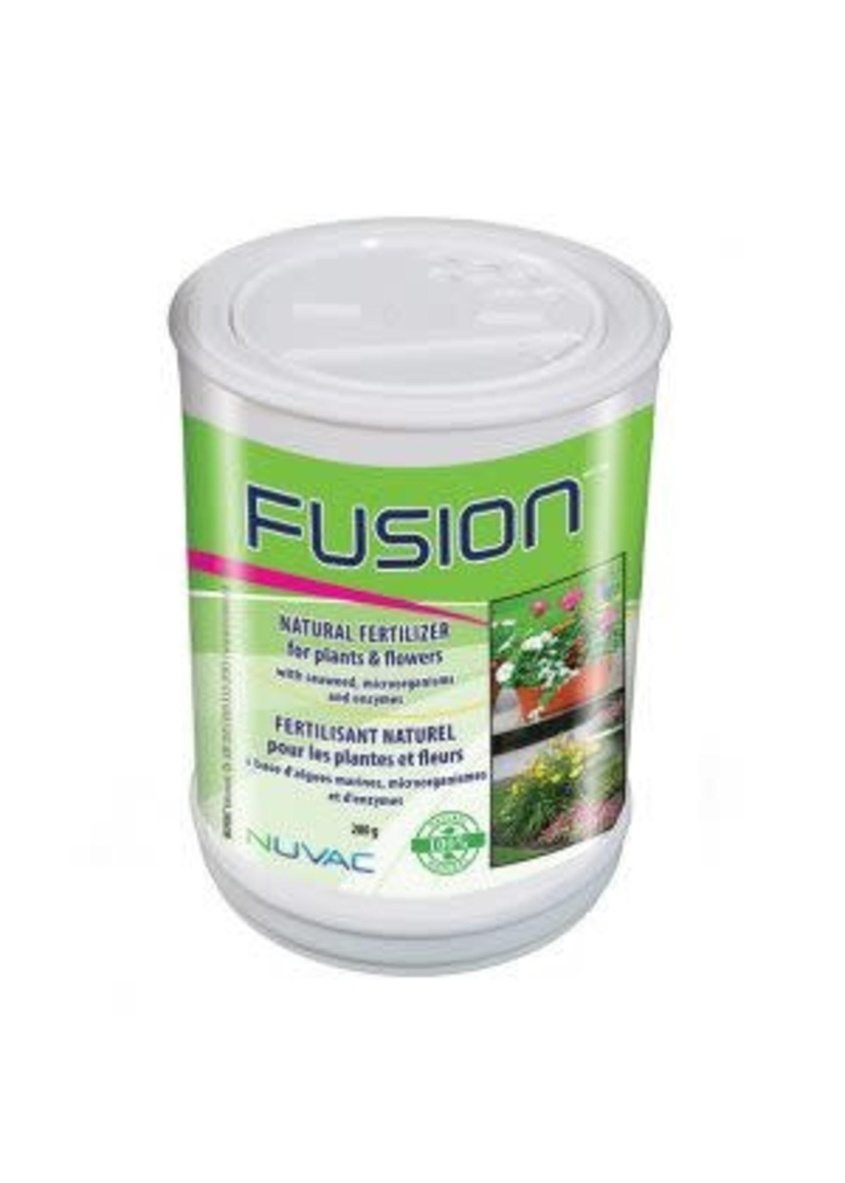 Nuvac Fusion 280 g, produit naturel fertilisant des sols