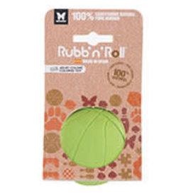 Rubb'n roll Rubb'n roll jouet balle large vert