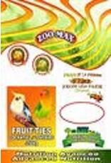 zoomax Zoomax Fruit-ties cockatiel 250 g