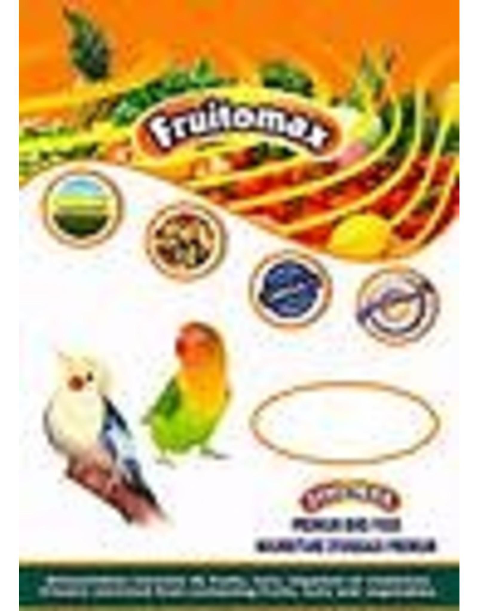 zoomax Zoomax Fruitomax oiseaux cockatiel 2 lbs