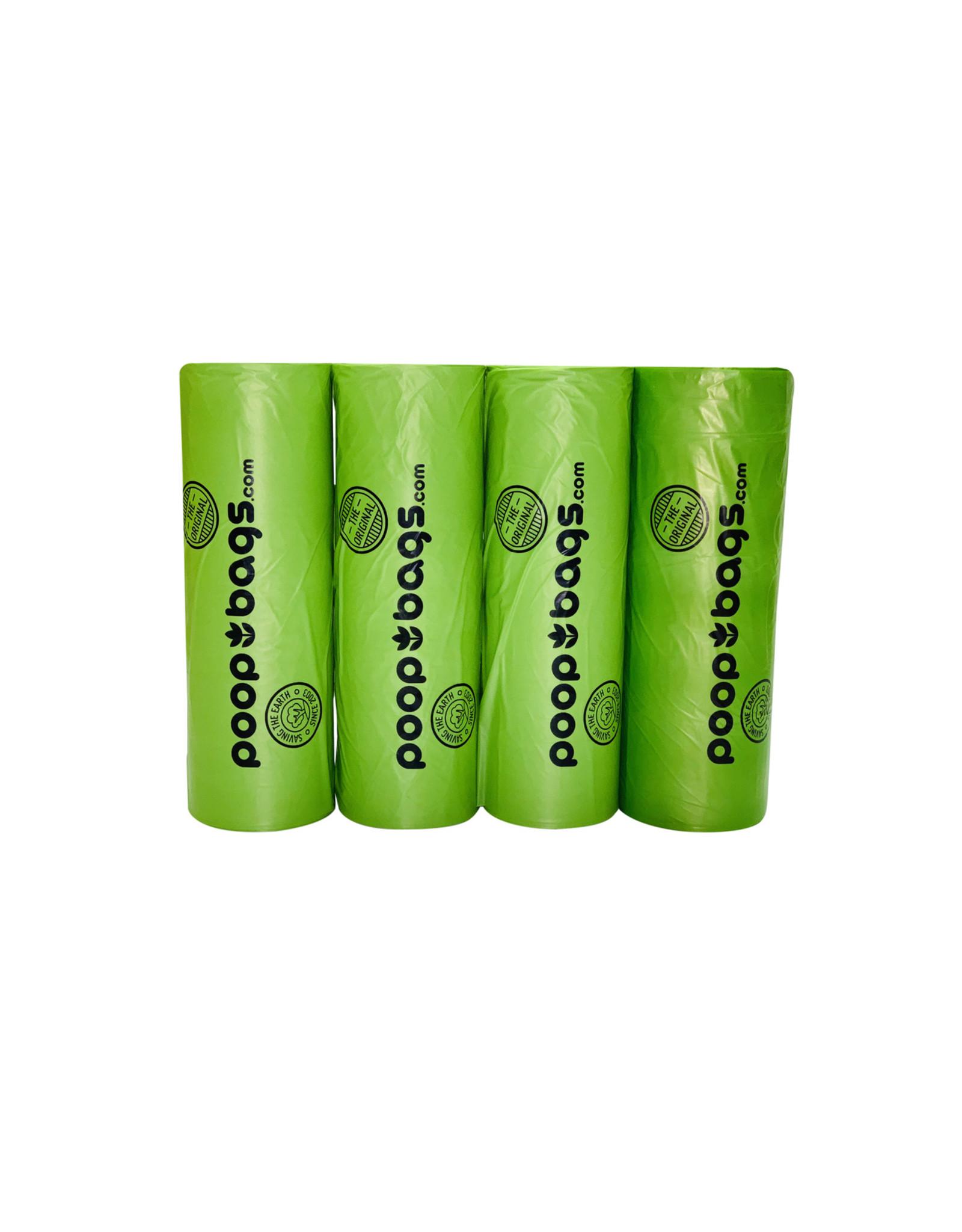 Poop Bags POOPBAGS super boite display de comptoir (64 rouleaux)