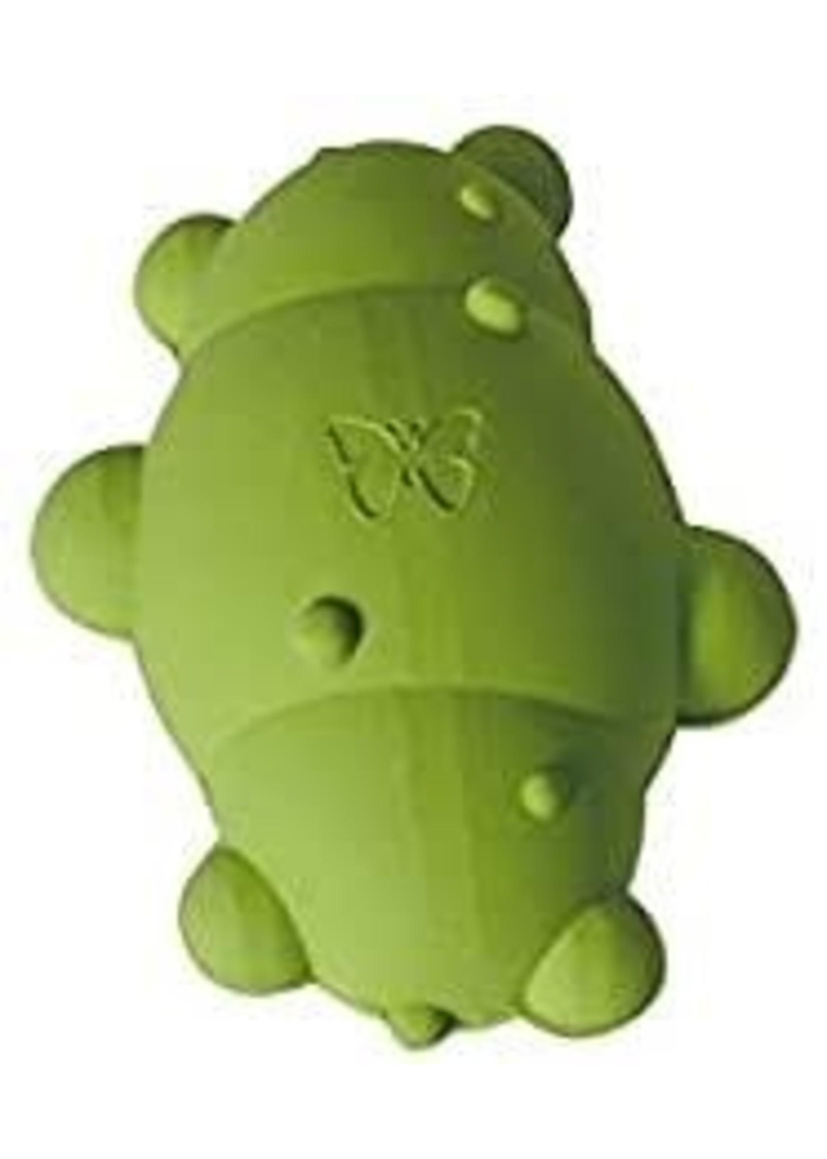 RUBB'N'ROLL Rubb'n Roll jouet Cluster vert flottant