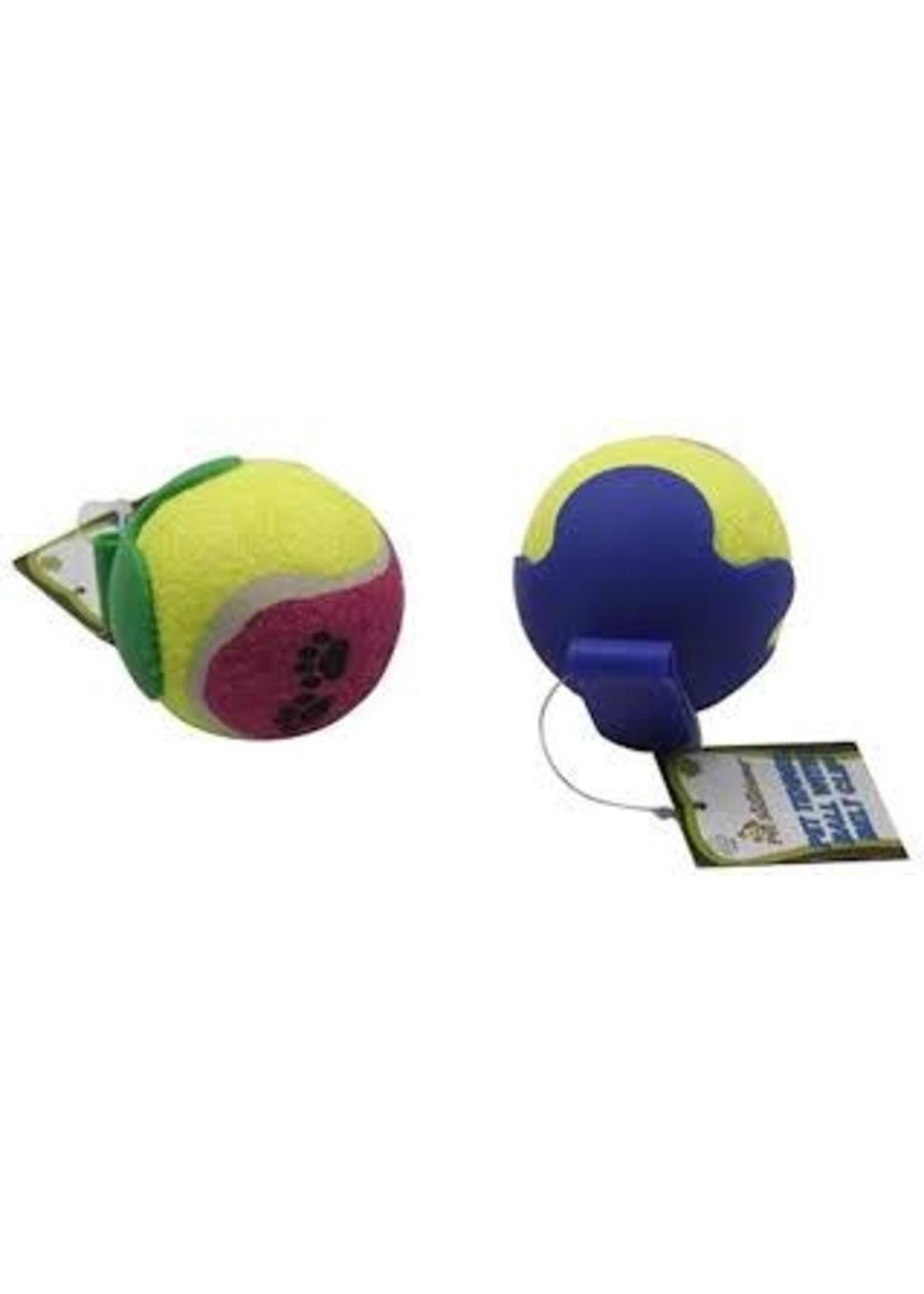 Petty IPA Balle de tennis avec dispositif d'attache à la ceinture