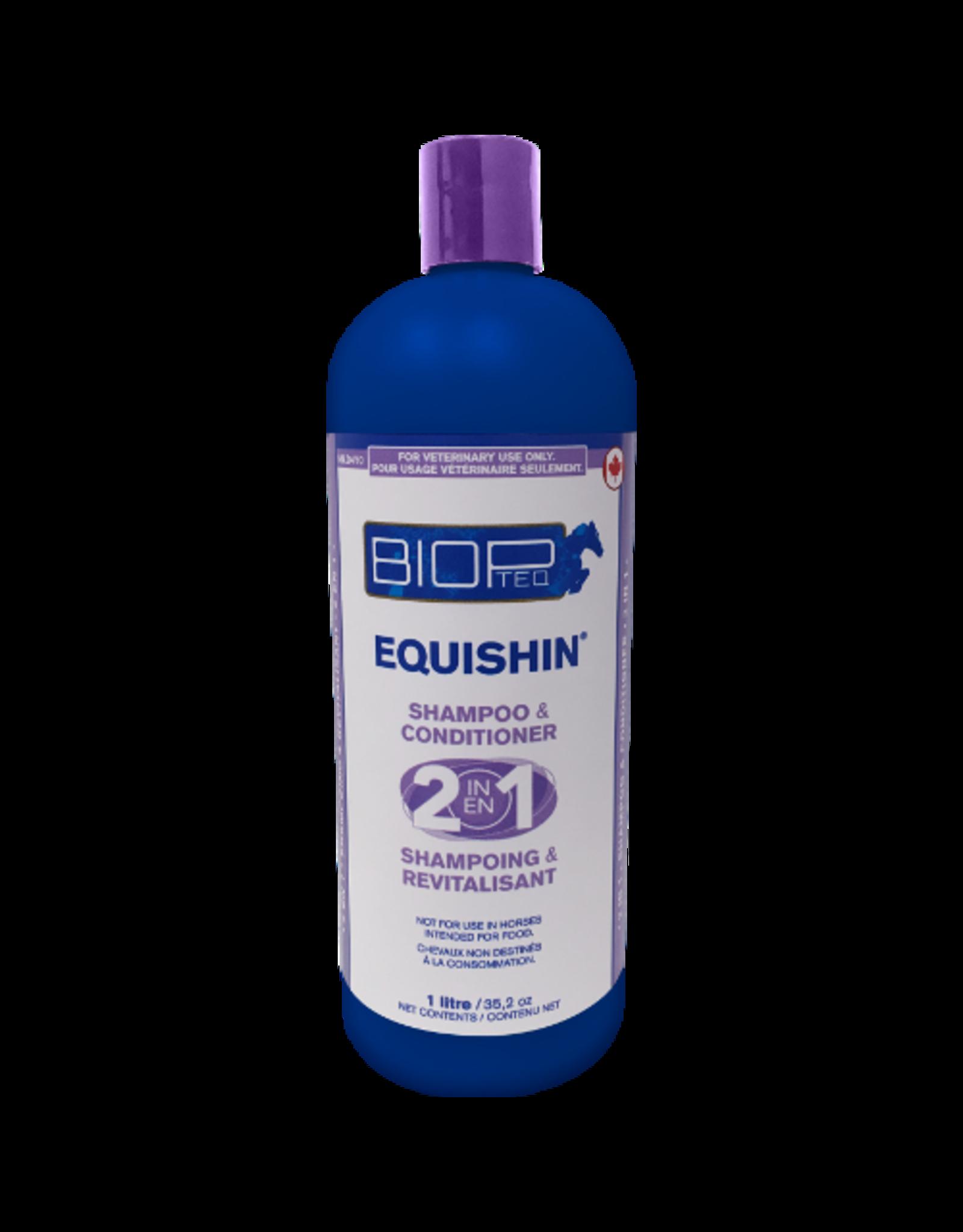 Biopteq Shampoing  Equishin 1 l, Biopteq