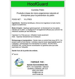 Nuvac Hoofguard 500 ml, Nuvac