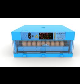 Ma poule express Incubateur 64 oeufs, couvercle bleu