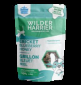 Wilder Harrier Wilder Harrier chien gâteries tendres- grillon, bleuets et miel 130 gr
