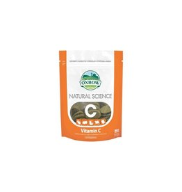 Oxbow Oxbow rongeur natural science suppl. vitamine C