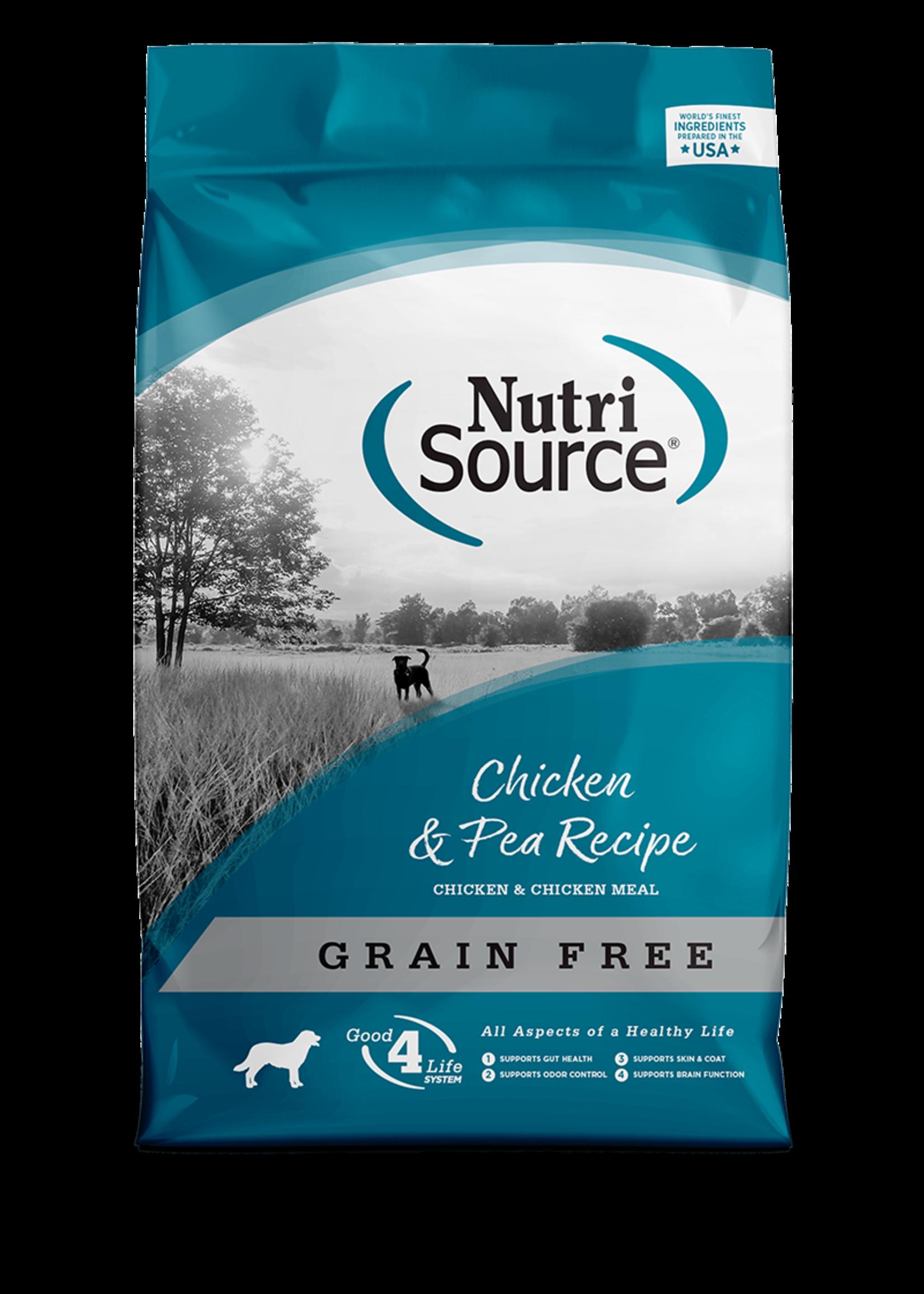 NutriSource NS chien Sans grain poulet 2.3 kg