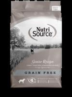 NutriSource NS chien senior SG /contrôle de poids 13 kg