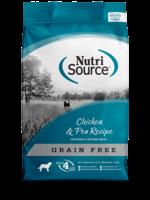 Nutri-Source NS chien, Sans grain poulet 13.6 kg