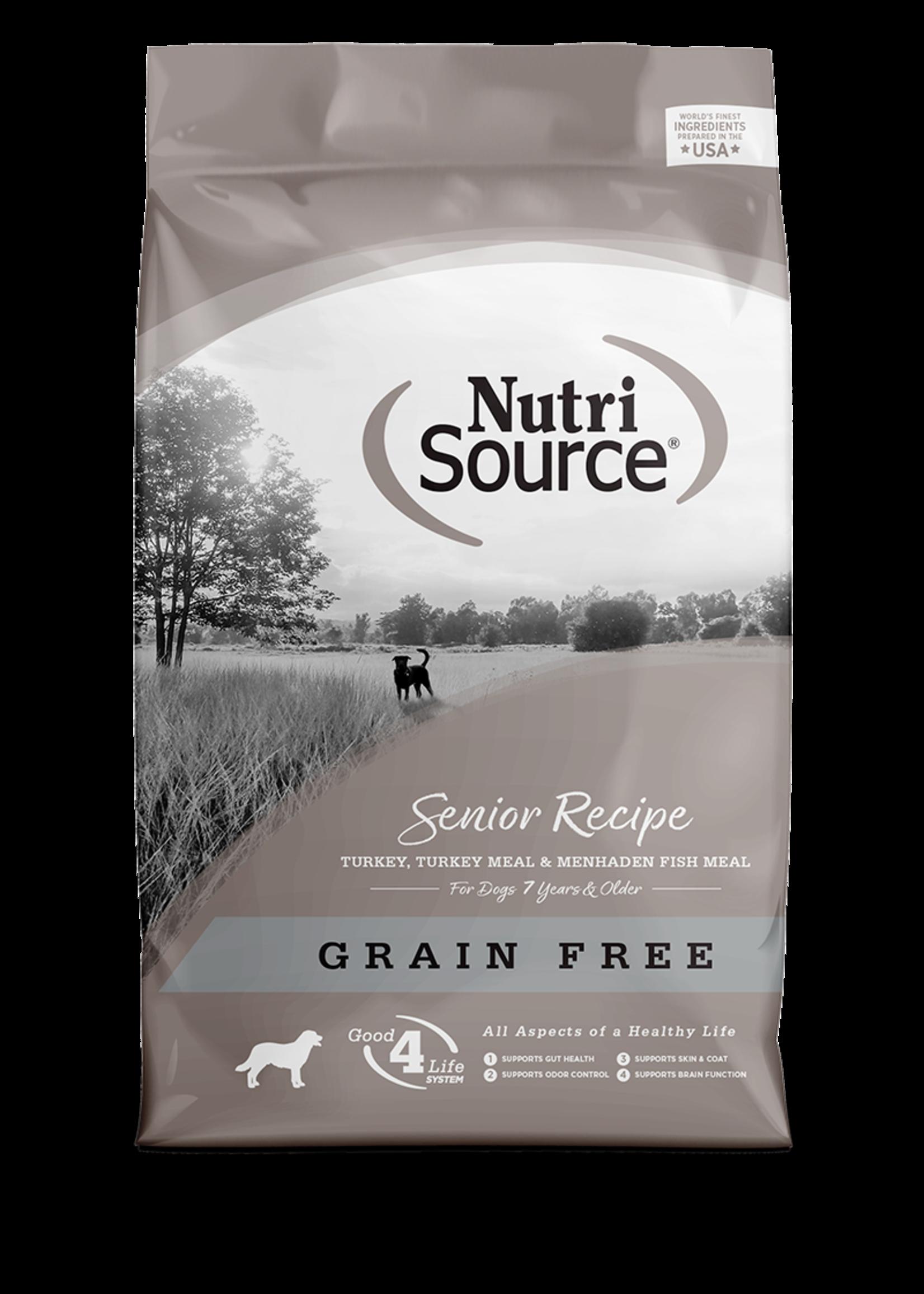 Nutri-Source Nutri-Source chien Senior S.G. 6.8kg