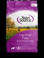 NutriSource Nutri-source chiots GR, poulet & riz 13.6 kg