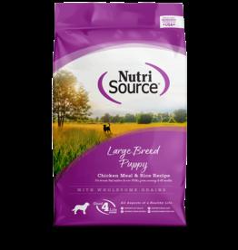 Nutri-Source Nutri-source chiots GR, poulet & riz 13.6 kg