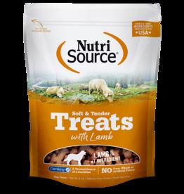 Nutri-Source NS Tendres bouchée chien agneau, 179 g/ 6 oz