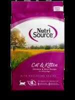 NutriSource NS chat , poulet et riz 6.6 lbs