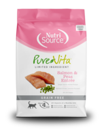 Pure Vita PV chat sans grain saumon 6.8 kg