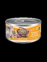 Nutri-Source NS poulet & riz conserve 142 gr/5 oz