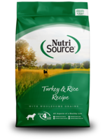 NutriSource NS D'inde & riz 13.6 kg