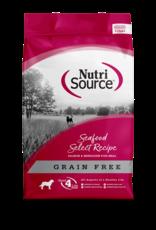 Nutri-Source Nutri-Source, chien, SG, fruits de mer & saumon select 13 kg