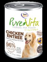 NutriSource NutriSource PureVita Entrée de poulet 354 gr