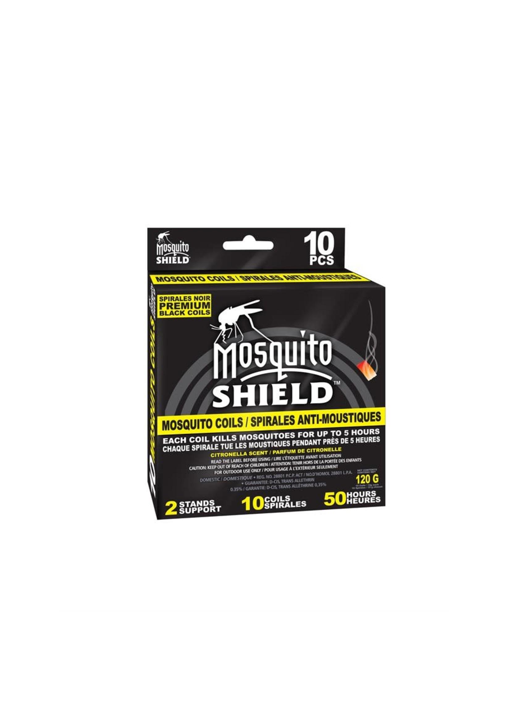 Mosquito Shield Spirale anti-moustiques Mosquito Shield boite (10 X 12g)