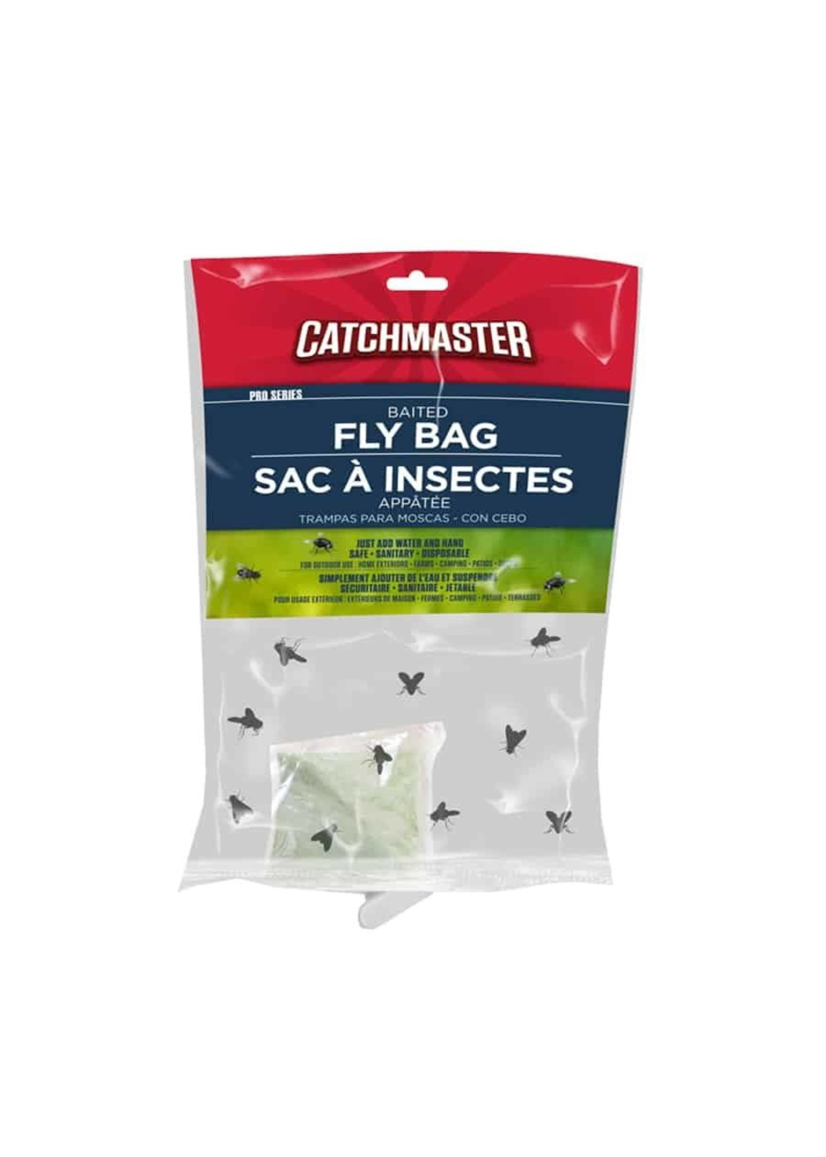 Cathmaster Sac à insectes appâtée Catchmaster Pro series