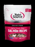 Nutri-Source NS Gâteries chien sans grain Saumon 6 oz, 179 gr