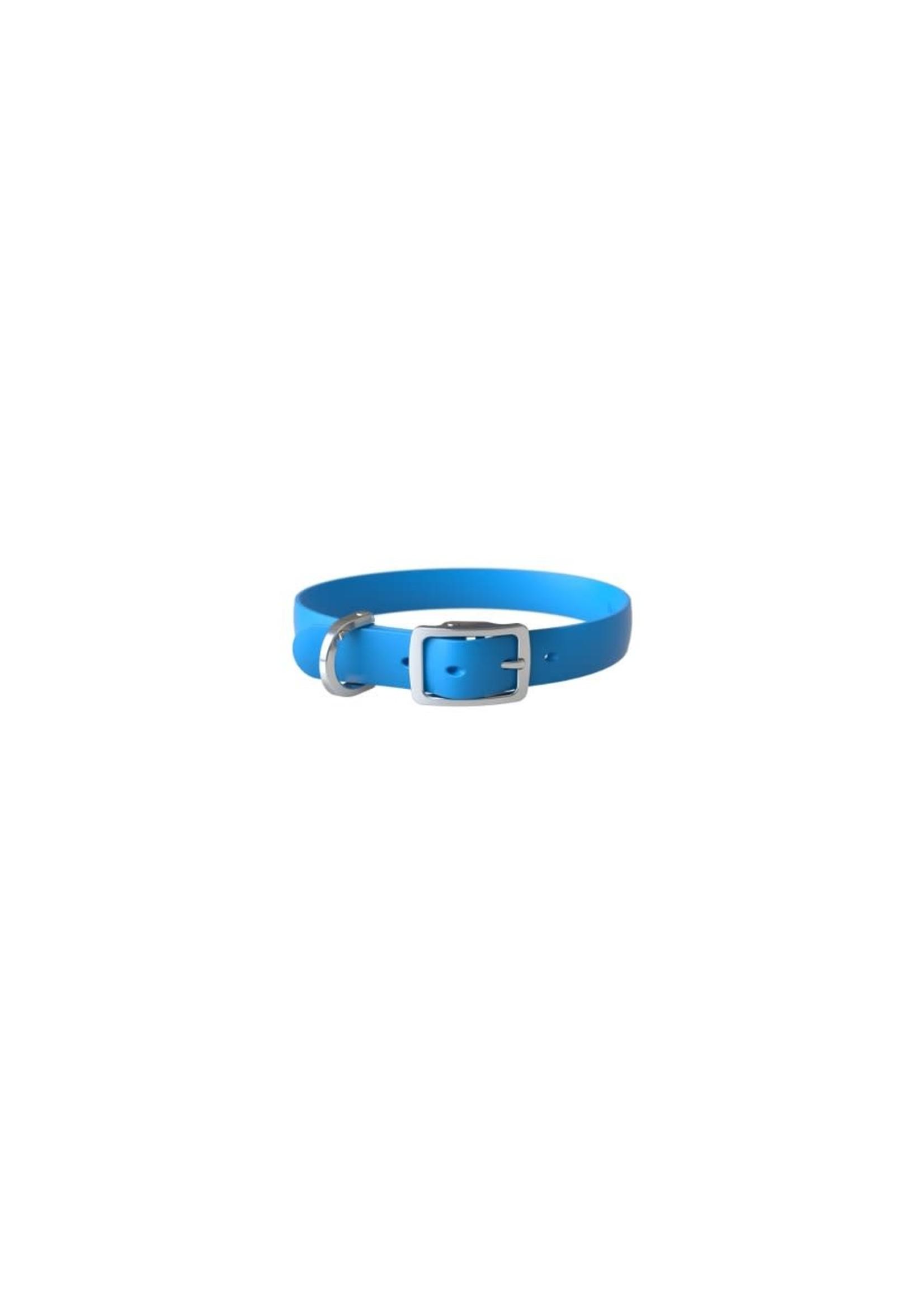 Bond pet Collier couleur bleuet grand