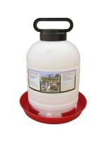 Ranch cunicole Abreuvoirs 5 gal (19 Litres) pour remplissage facile