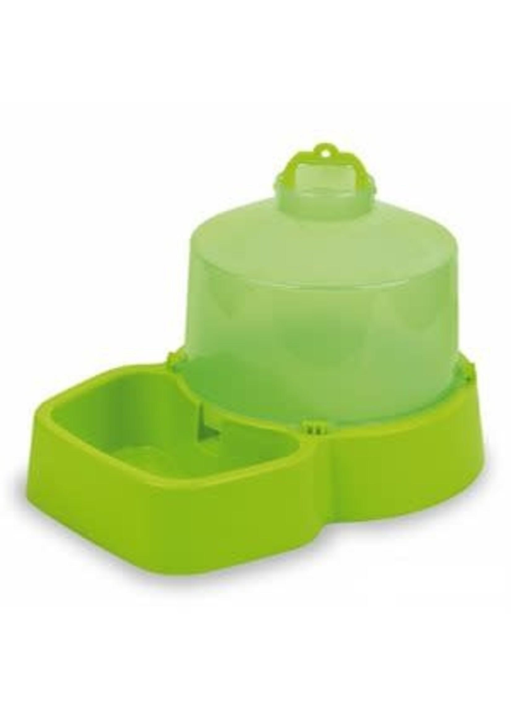 Gaun Abreuvoir pour petits animaux vert lime 5 L