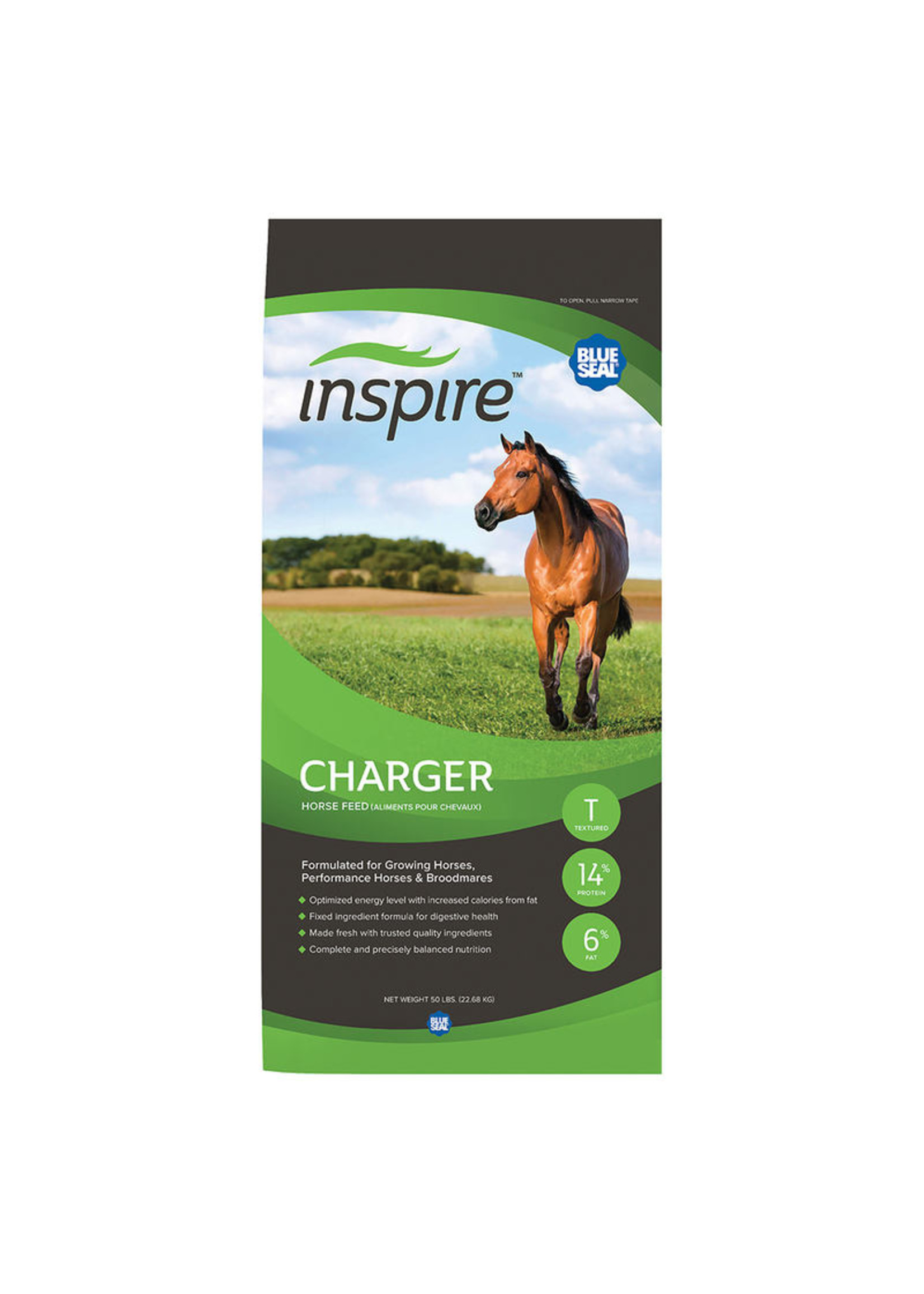 Blue Seal BS Inspire Charger