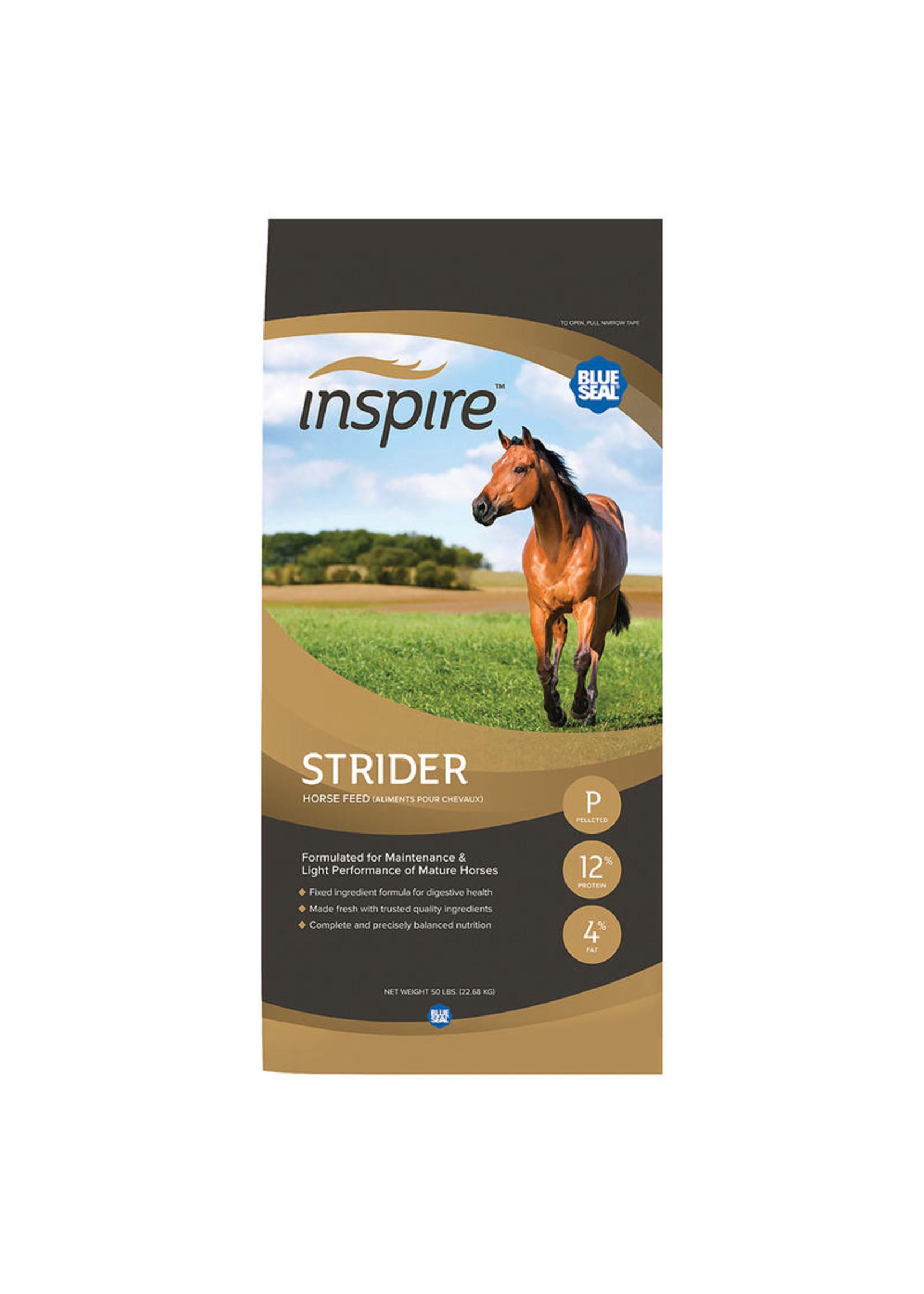 BS Inspire Strider 11, 22.68 kg