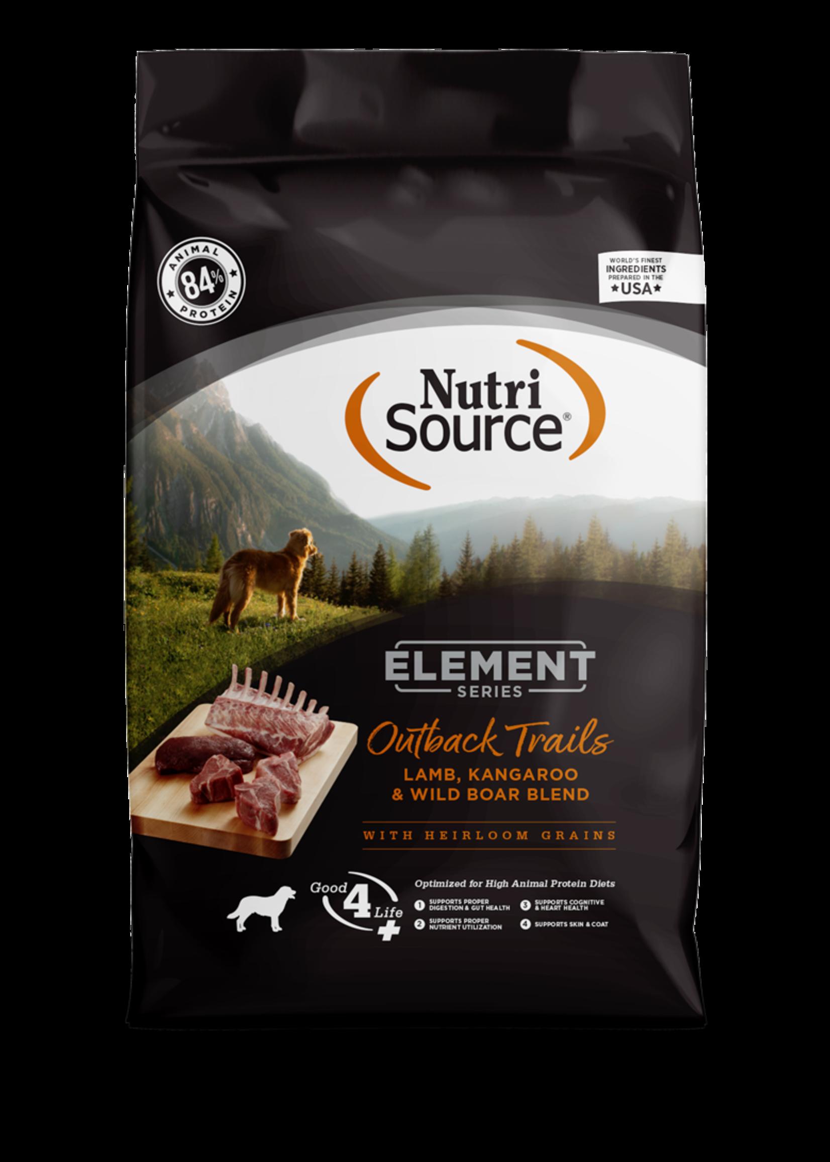 Élément - Nutri-Source Élément Outback Trail, NS, 1.81 kg