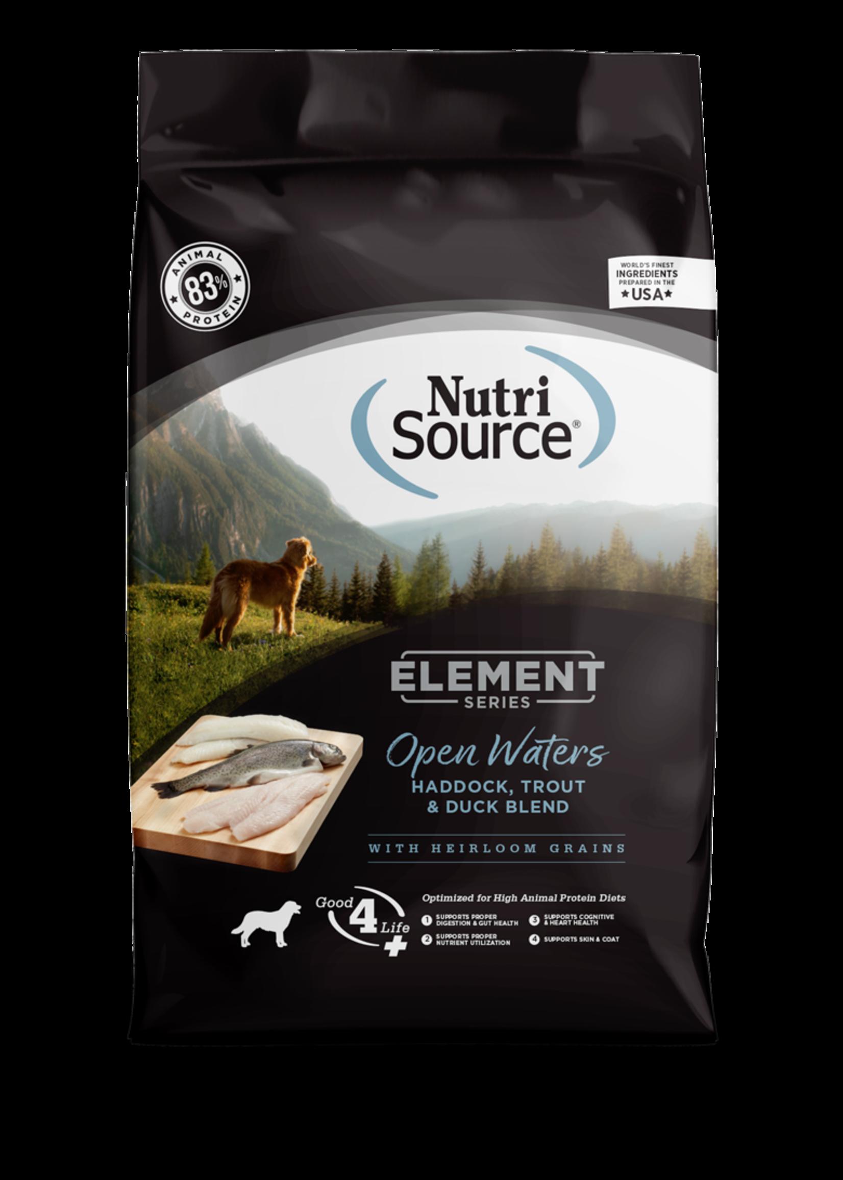 Élément - Nutri-Source Element Open Waters, NS, 5.44 Kg
