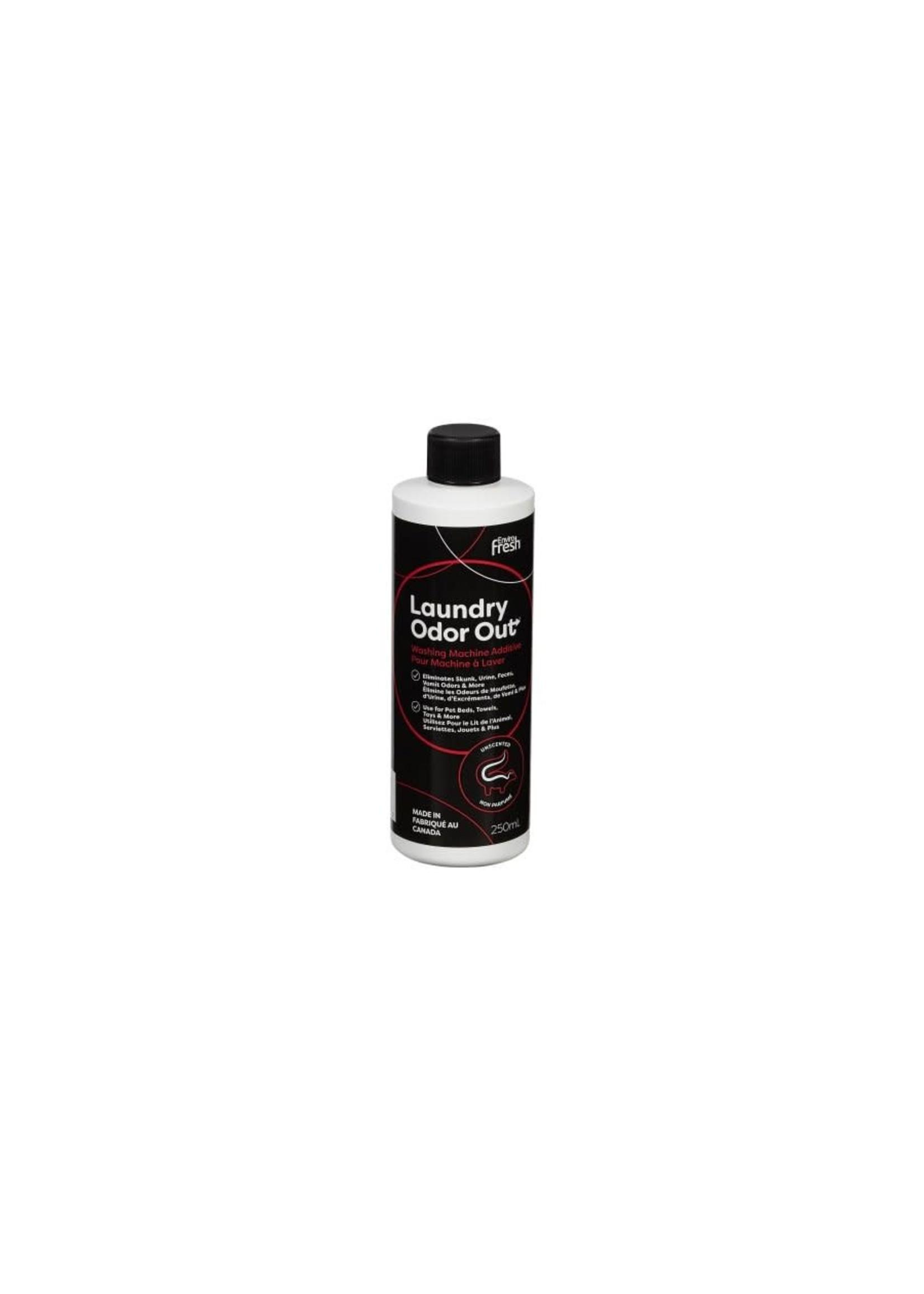 envirofresh Envirofresh éliminateur d'odeurs pour la lessive(urine, moufette, etc.) 250 ml