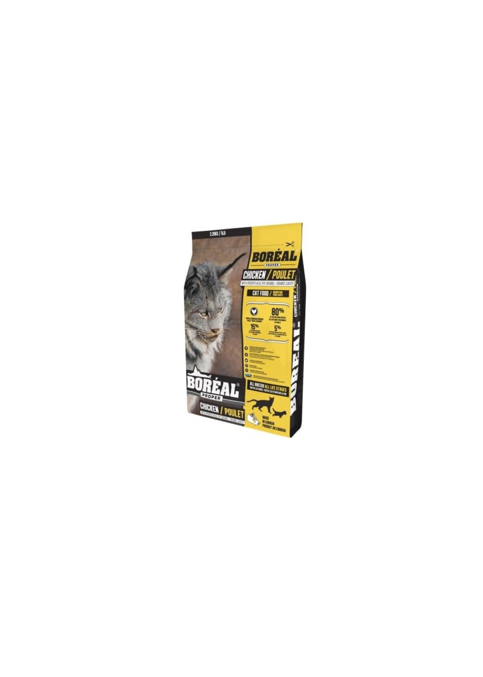 Boréal Boréal proper chat grains santé poulet 2.26kg