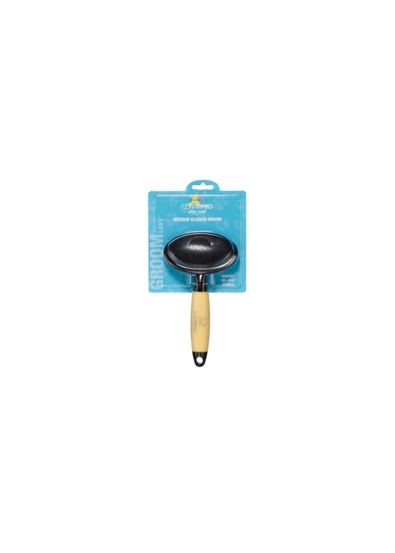 Conair Conair pro brosse démêlante (Slicker)-grande