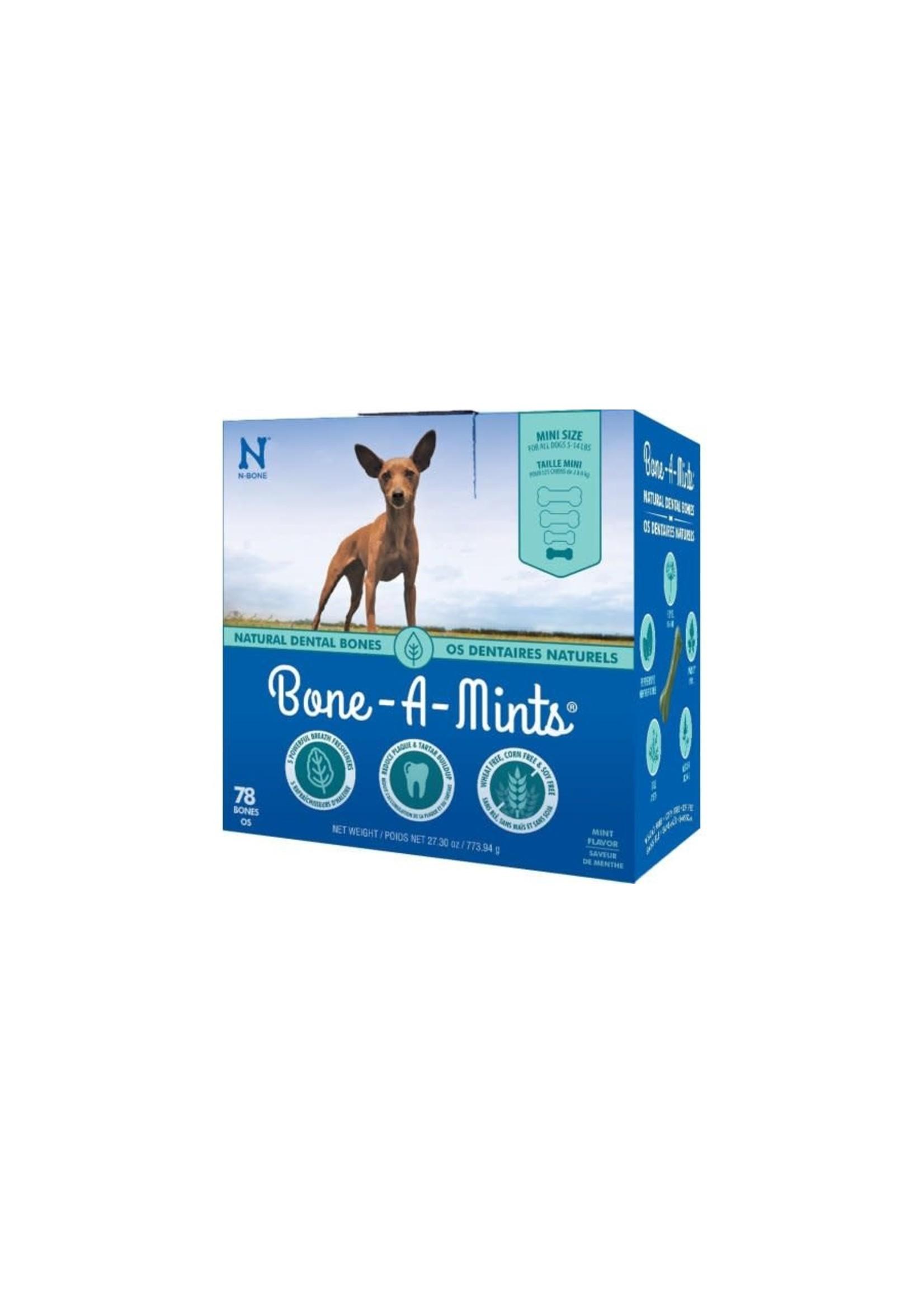 Bone-A-Mints Bone-a-Mints mini 78 un ,27.3oz