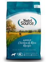 NutriSource Chiens Adultes - Poulet et riz