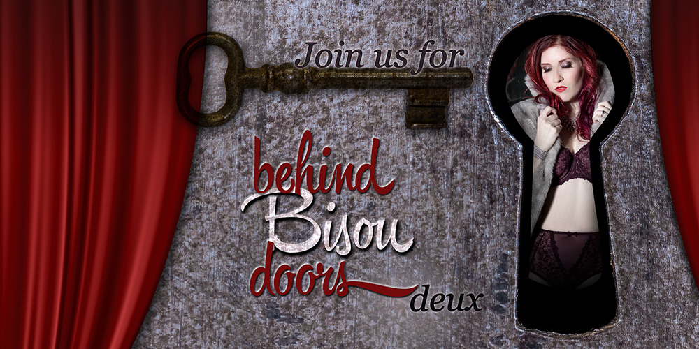 Behind Bisou Doors