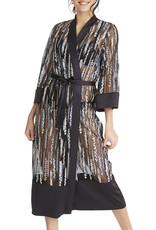 Rya Collection Rya Collection Semi-Sheer Long Robe